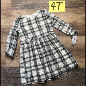 🛍NWT Carter's Girls 4T Dress